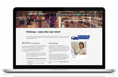 Van Keeken | website
